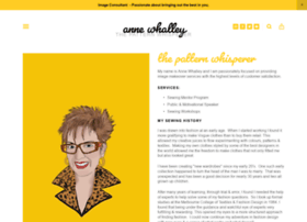 annewhalley.com