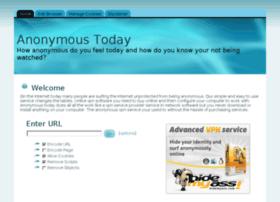 anonymoustoday.info