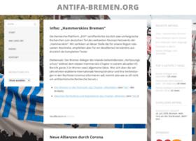 antifa-bremen.org