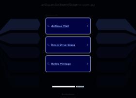 antiqueclocksmelbourne.com.au