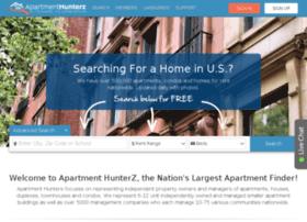 apartmenthunterz.com