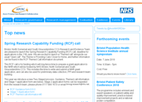 apcrc.nhs.uk
