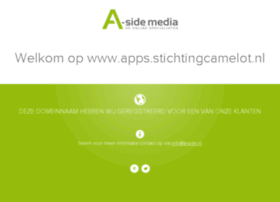 apps.stichtingcamelot.nl