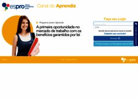 aprendiz.espro.org.br