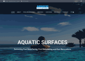 aquaticsurface.com