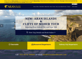 O brien ferries aran islands