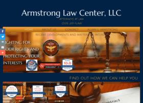 armstronglawcenter.com