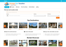arrangeyourvacation.com