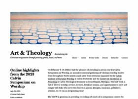 artandtheology.org