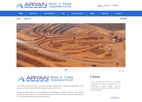 aryanmining.in