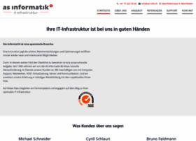 as-info.ch