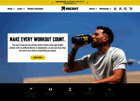 ascentprotein.com