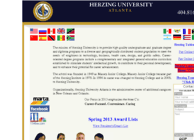 at.herzing.edu