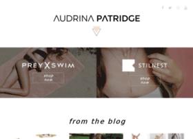 audrinapatridge.com
