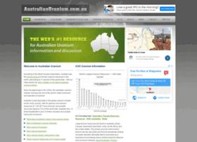 australianuranium.com.au