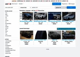 auto24 automarkt gebrauchtwagen und neuwagen autos aus deutschland. Black Bedroom Furniture Sets. Home Design Ideas
