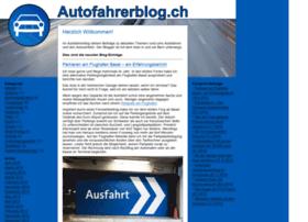autofahrerblog.ch