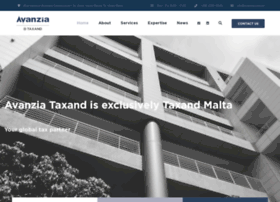 avanzia.com.mt