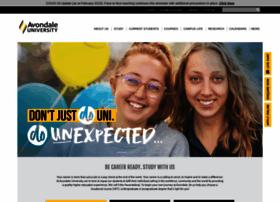avondale.edu.au