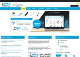 avxcorp.com