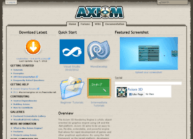 axiomengine.sourceforge.net
