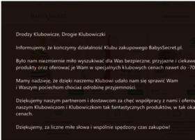 babyssecret.pl