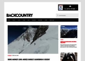 backcountrymagazine.com