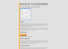 backupthunderbird.com