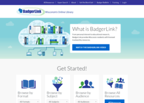badgerlink.net