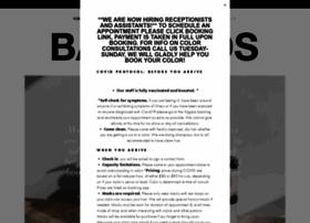 badlandssalon.com