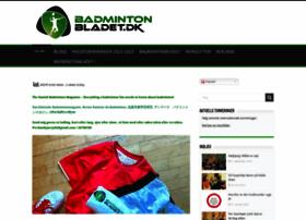 badmintonbladet.dk