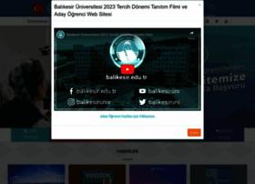 balikesir.edu.tr