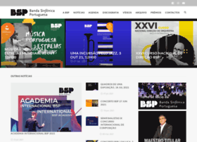 bandasinfonicaportuguesa.com