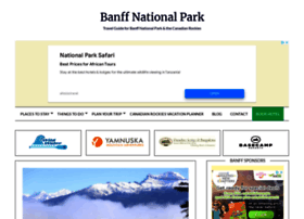 banffnationalpark.com