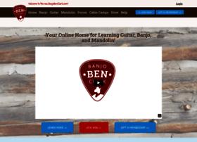 banjobenclark.com
