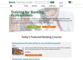 banktrainingcenter.com