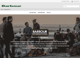 barbourinternational.barbour.com