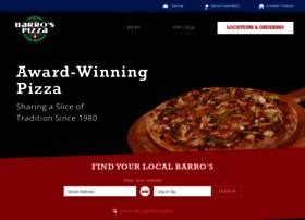 barrospizza.com