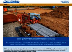 barrymedewbuildingsupplies.com.au