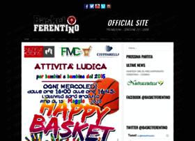 basketferentino.com