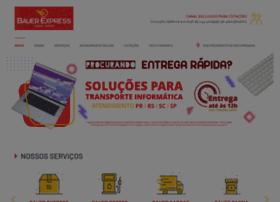 bauercargas.com.br