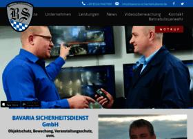 bavaria-sicherheitsdienst.de