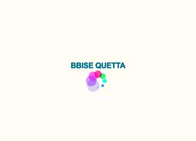 bbiseqta.edu.pk