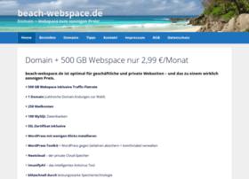 beach-webspace.de