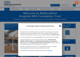 bedfordhospital.nhs.uk