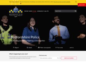 bedfordshire.police.uk