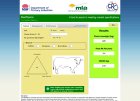 beefspecs.agriculture.nsw.gov.au