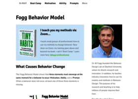 behaviormodel.org