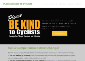 bekindtocyclists.org