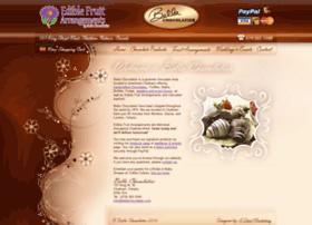 bellachocolatier.com